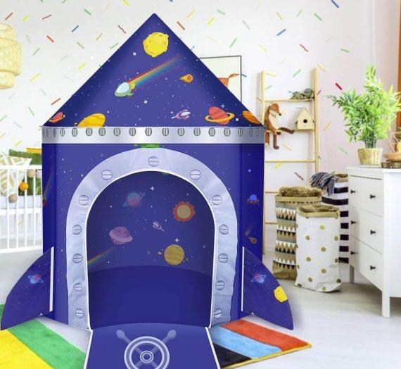 Les meilleures tentes de jeu en tissu pour enfants