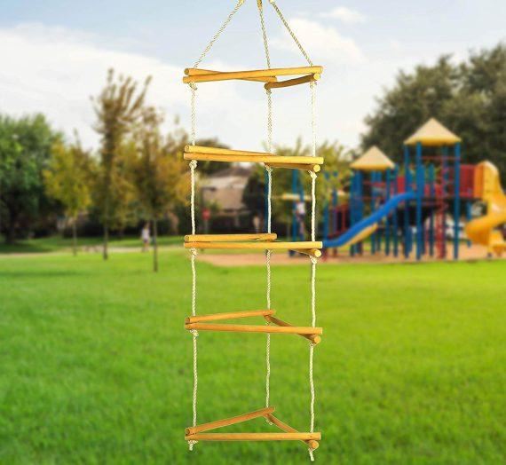 Les meilleures échelles de corde pour enfants