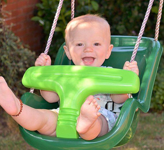 Les meilleures balançoires pour bébés