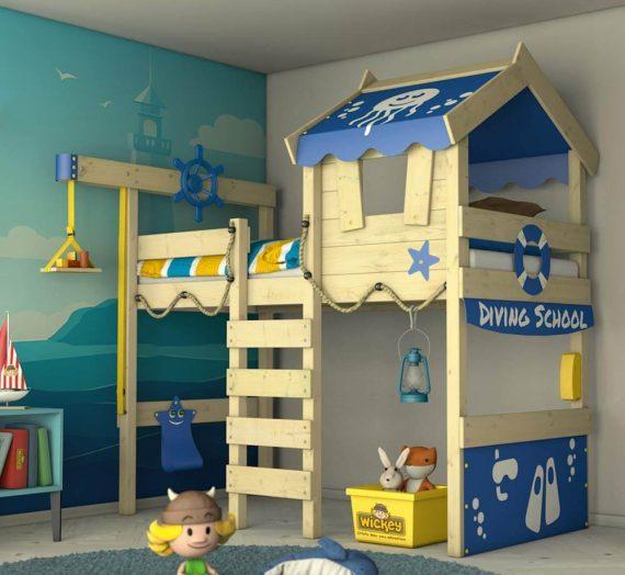 Les meilleurs lits cabane pour enfants