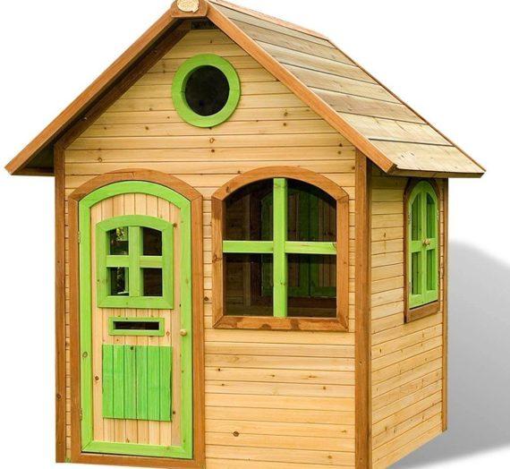 Les meilleures cabanes en bois pour enfants