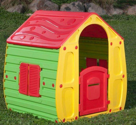 Les meilleures cabanes de jeu en plastique pour enfants