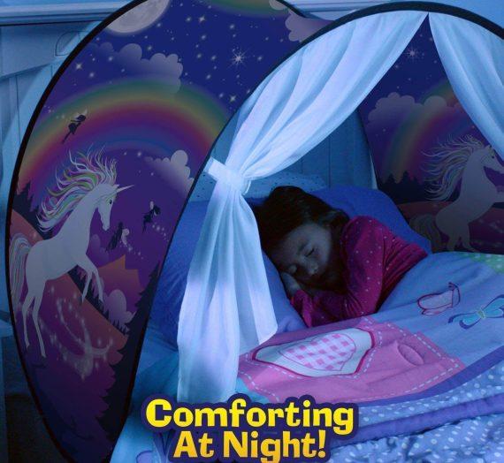 Les meilleures tentes de lit pour enfants