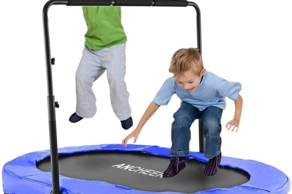 Les meilleurs trampolines pour enfants
